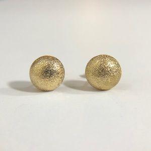 3/$12💛Mini Gold Ball Stud Earrings